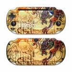 Dragon Legend Sony PS Vita Skin