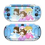 Little Princesses Sony PS Vita Skin