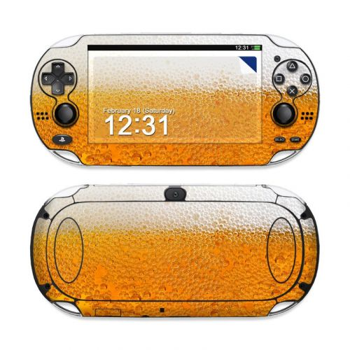 Beer Bubbles PS Vita Skin