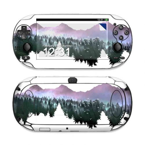 Arcane Grove PS Vita Skin