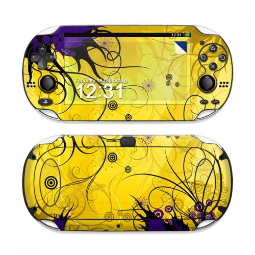 Chaotic Land Sony PS Vita Skin