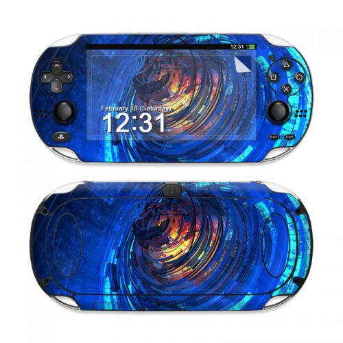 Clockwork PS Vita Skin