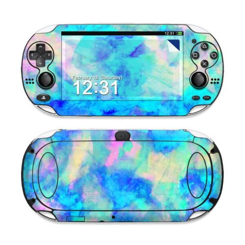 Electrify Ice Blue PS Vita Skin