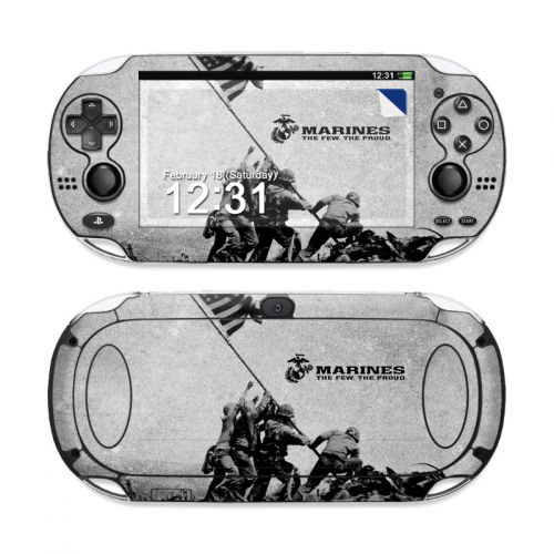 Flag Raise Sony PS Vita Skin