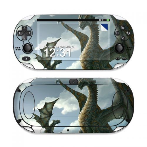 First Lesson Sony PS Vita Skin
