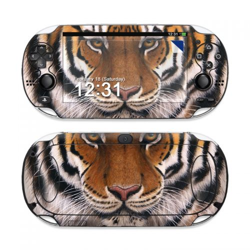 Siberian Tiger Sony PS Vita Skin