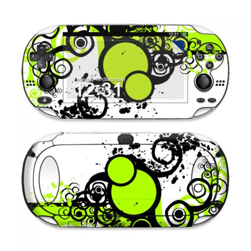 Simply Green Sony PS Vita Skin