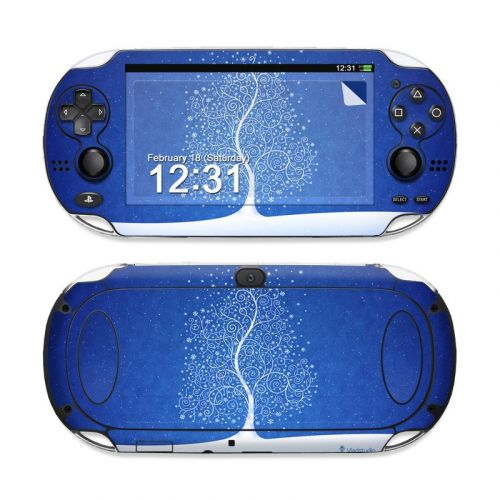 Snowflakes Are Born PS Vita Skin