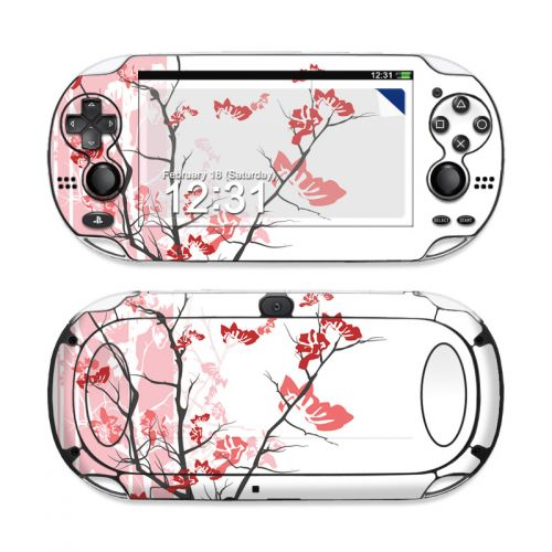 Pink Tranquility Sony PS Vita Skin