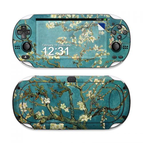 Blossoming Almond Tree Sony PS Vita Skin