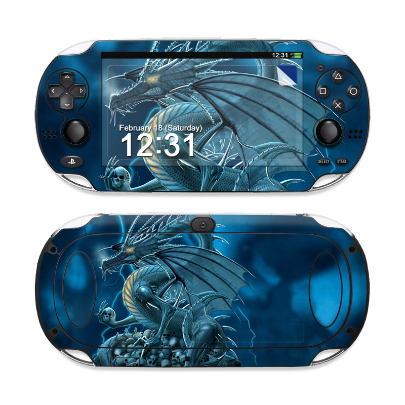 Abolisher Sony PS Vita Skin