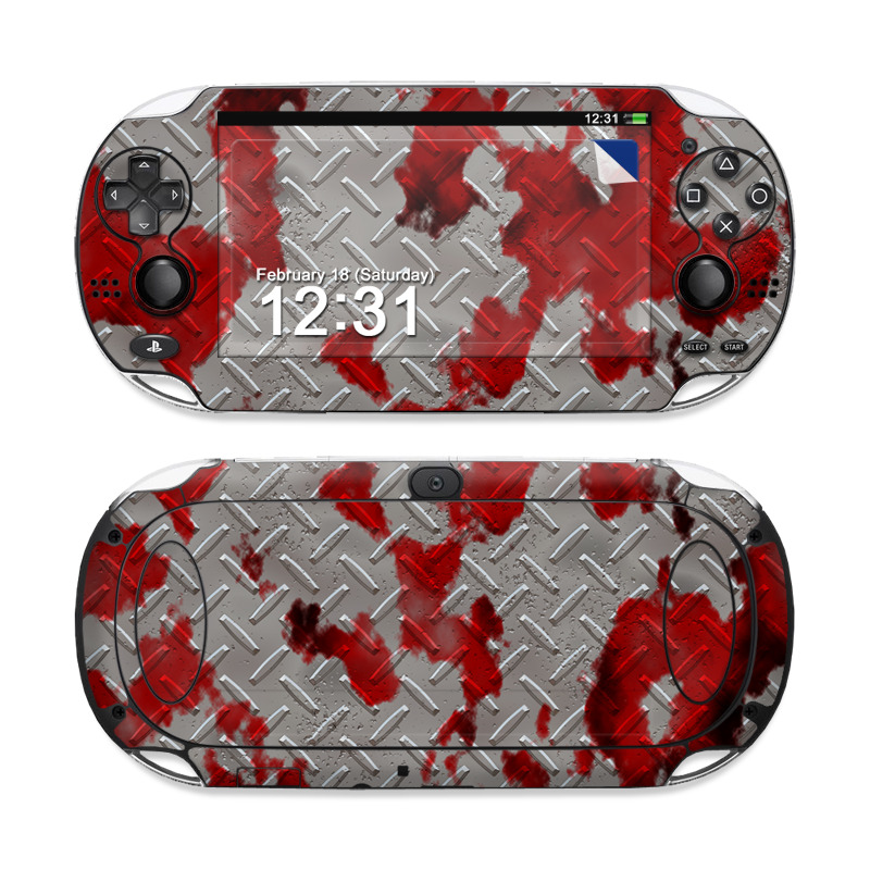 Accident PS Vita Skin