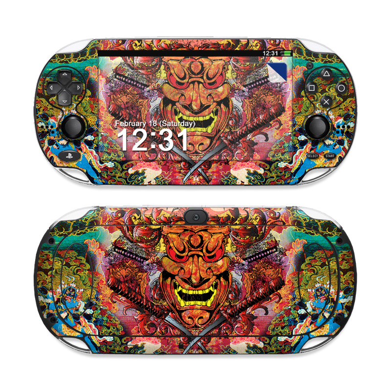 Asian Crest Sony PS Vita Skin