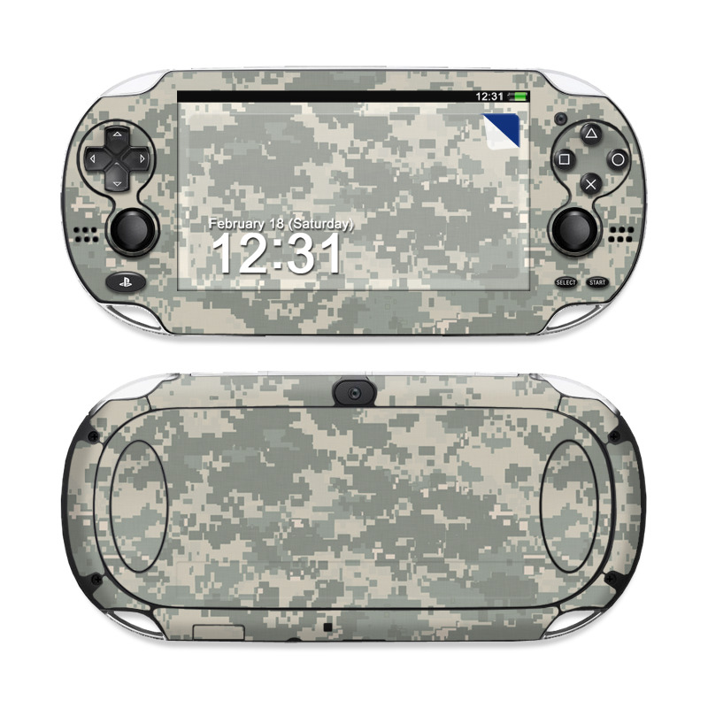 ACU Camo Sony PS Vita Skin