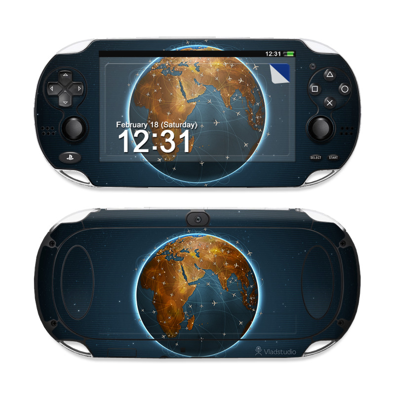 Airlines Sony PS Vita Skin