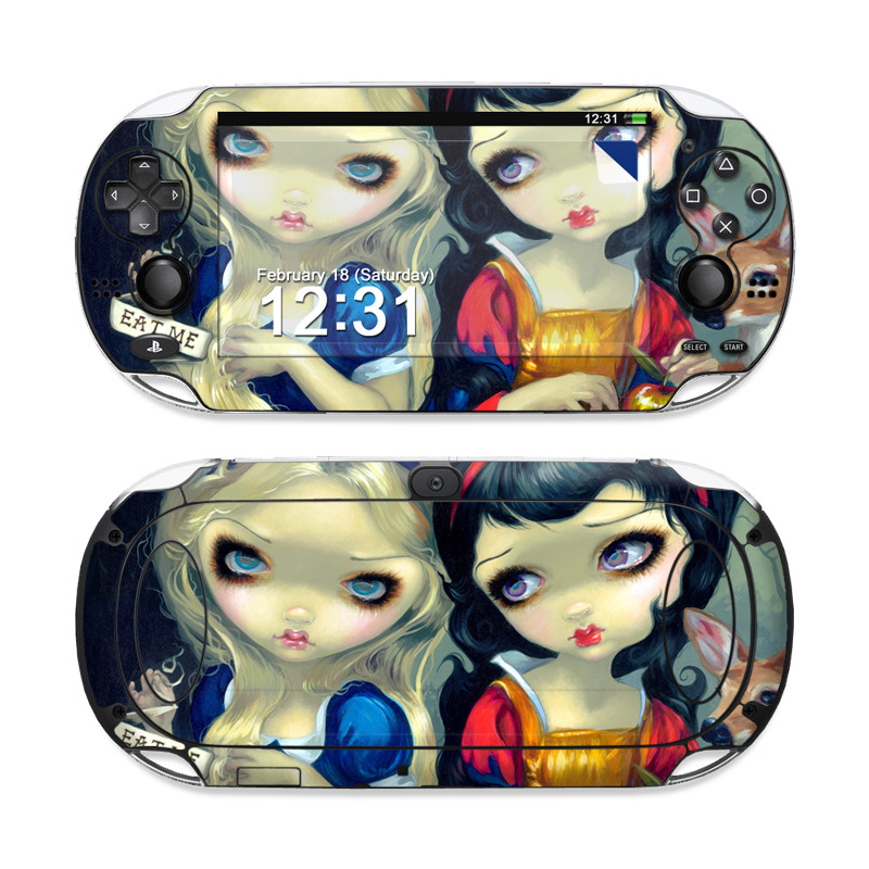 Alice & Snow White Sony PS Vita Skin