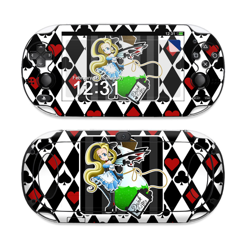 Alice Sony PS Vita Skin
