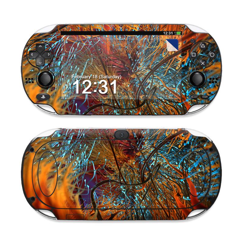 Axonal Sony PS Vita Skin