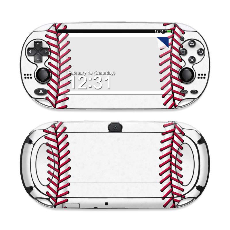 Baseball Sony PS Vita Skin