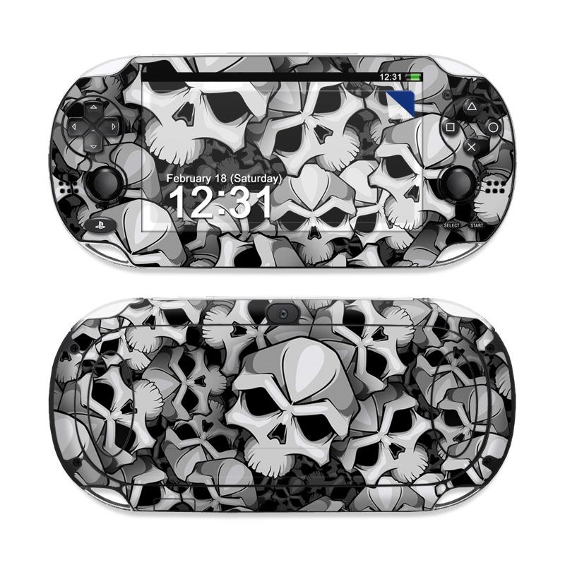 Bones PS Vita Skin