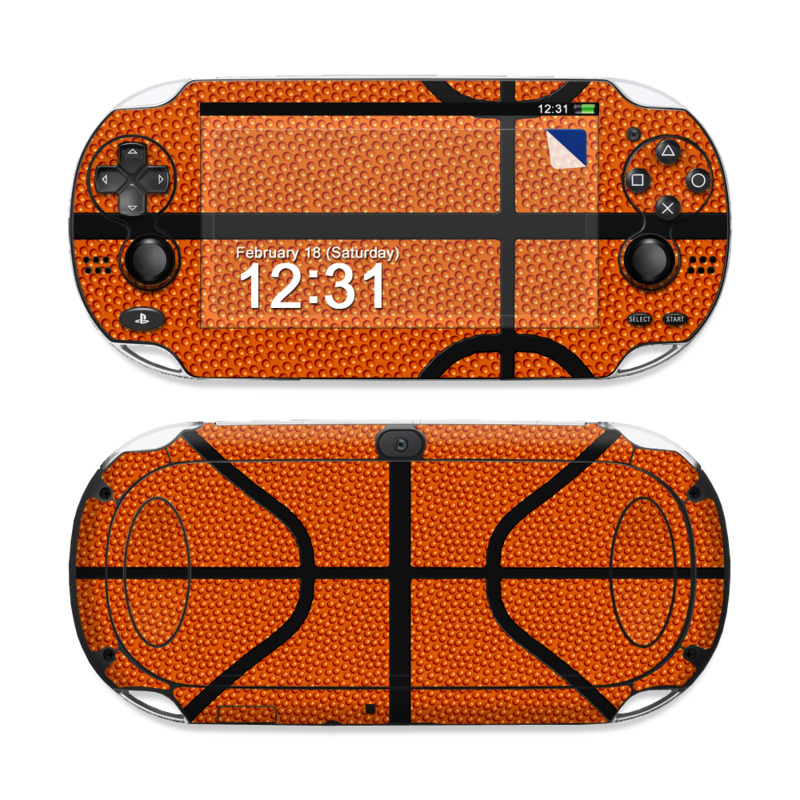 Basketball Sony PS Vita Skin