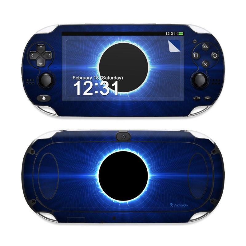 Blue Star Eclipse PS Vita Skin
