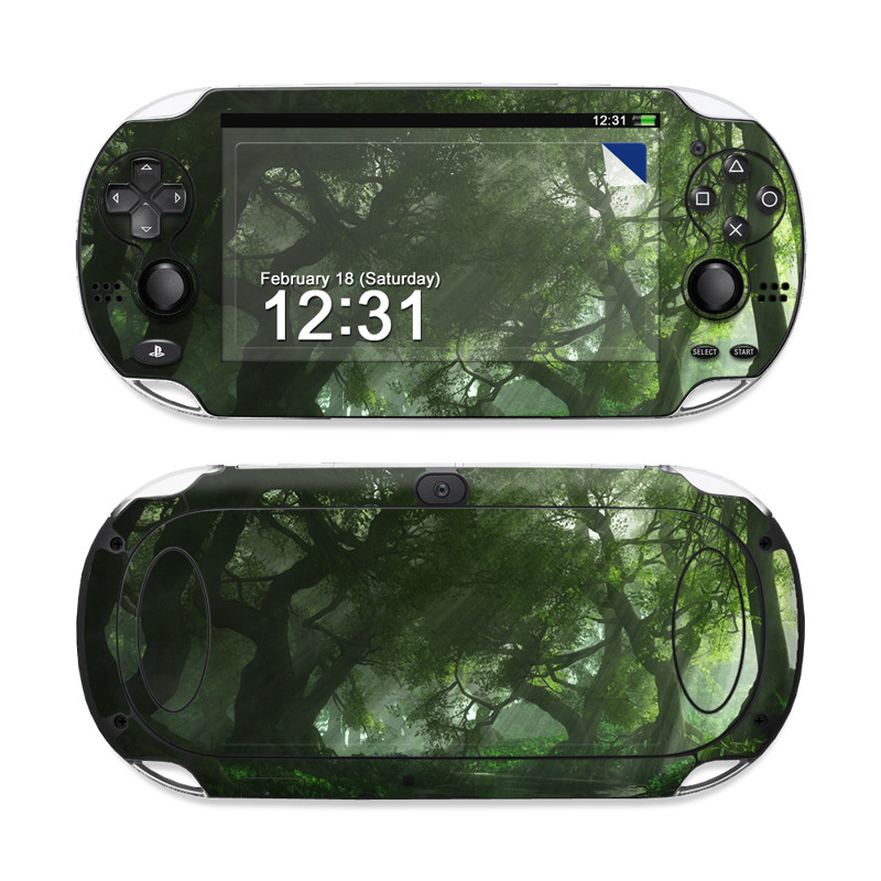 Canopy Creek Spring Sony PS Vita Skin