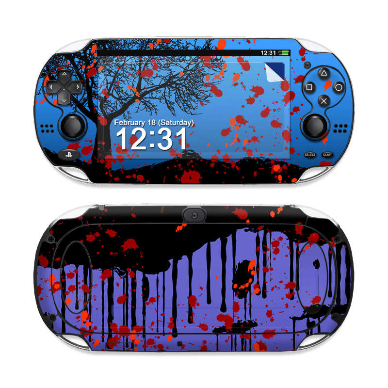Cold Winter PS Vita Skin
