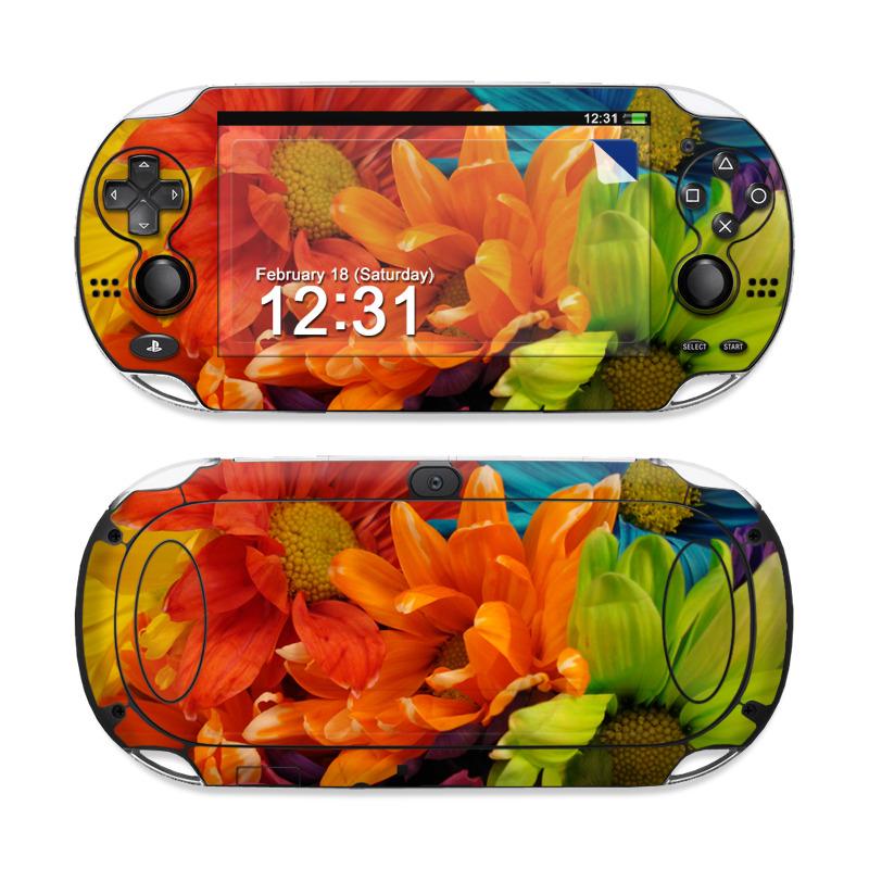 Colours Sony PS Vita Skin