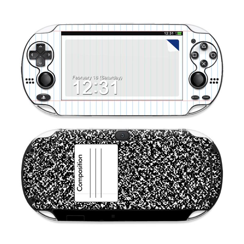 Composition Notebook PS Vita Skin
