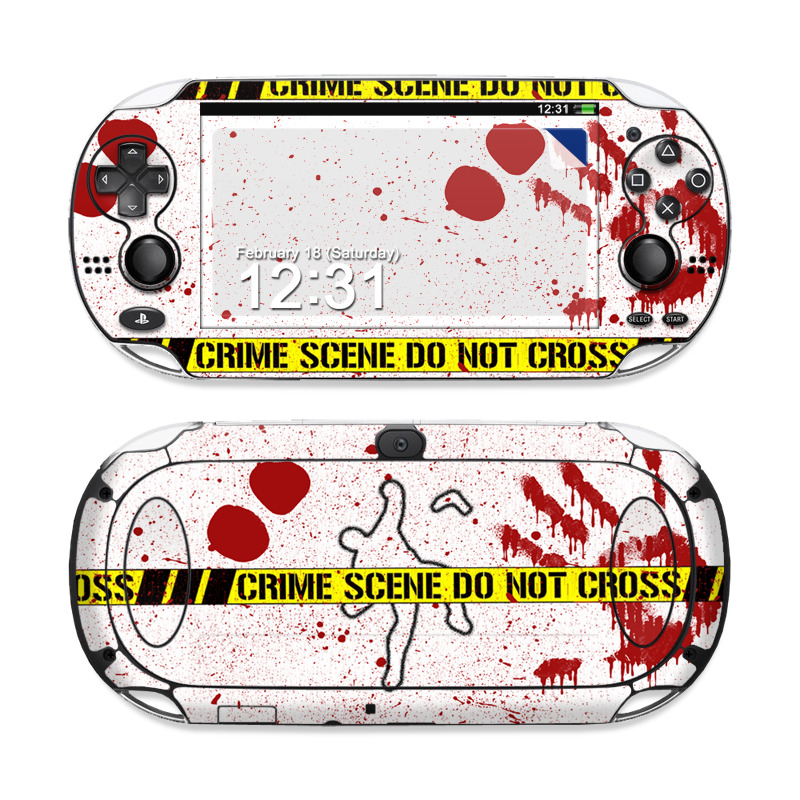 PlayStation Vita Skin design of Text, Font, Red, Graphic design, Logo, Graphics, Brand, Banner with white, red, yellow, black colors