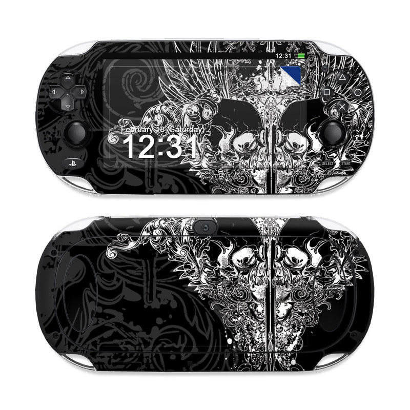 Darkside PS Vita Skin