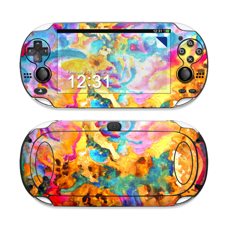 Dawn Dance PS Vita Skin