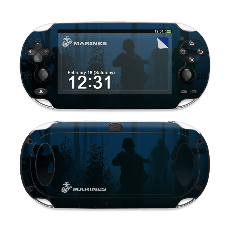 Deploy Sony PS Vita Skin