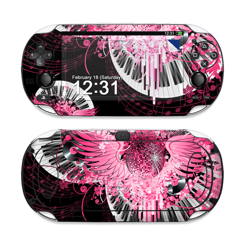 Disco Fly Sony PS Vita Skin