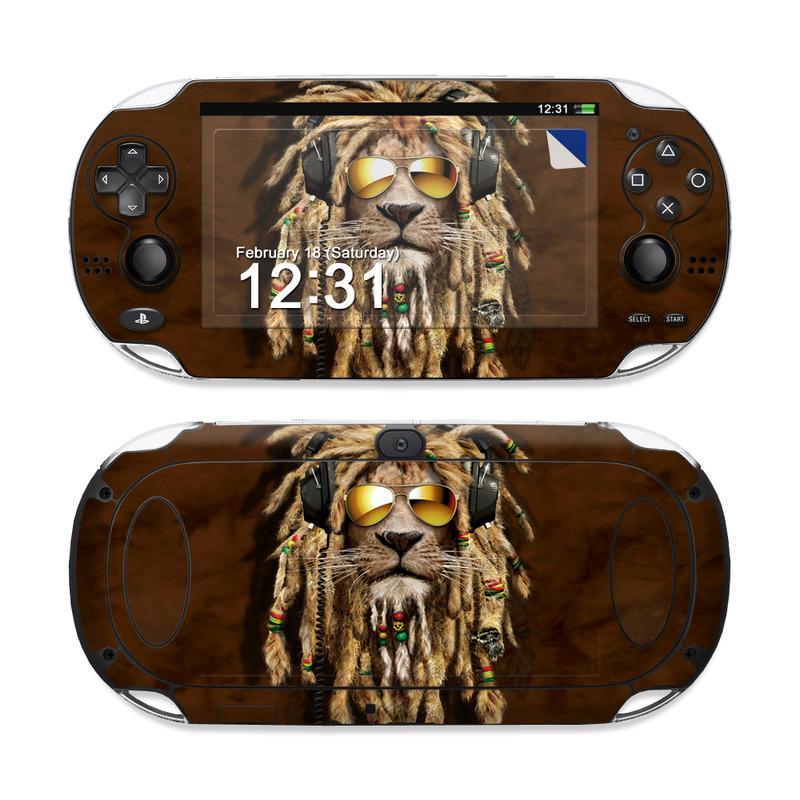 DJ Jahman PS Vita Skin
