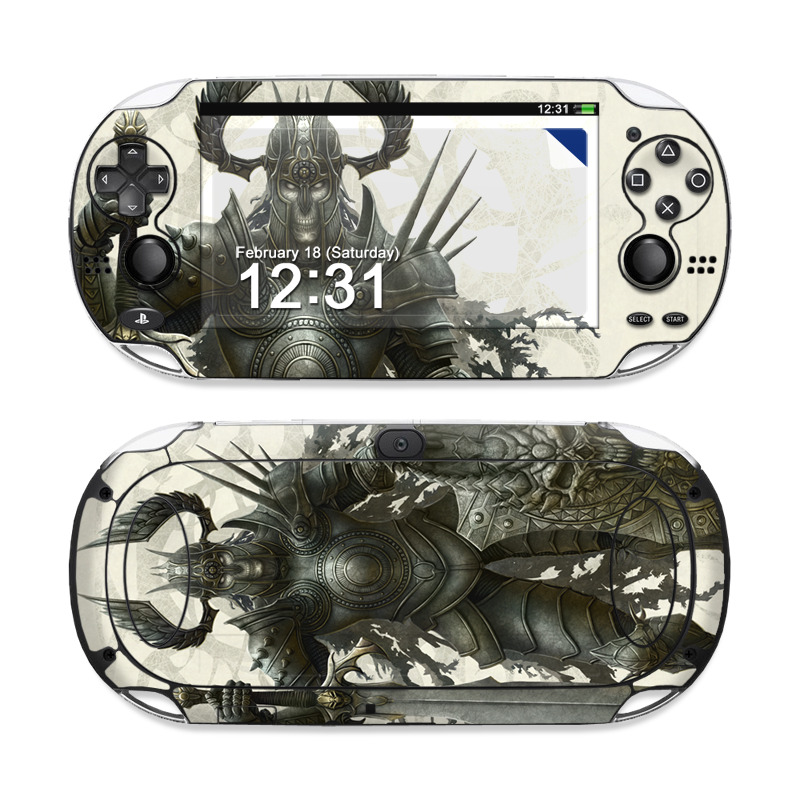 Dark Knight PS Vita Skin