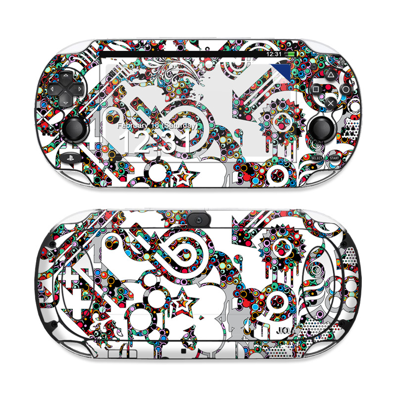 Dots Sony PS Vita Skin