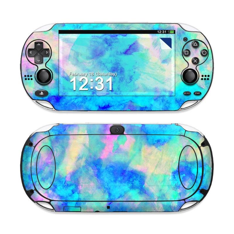 Electrify Ice Blue PS Vita Skin