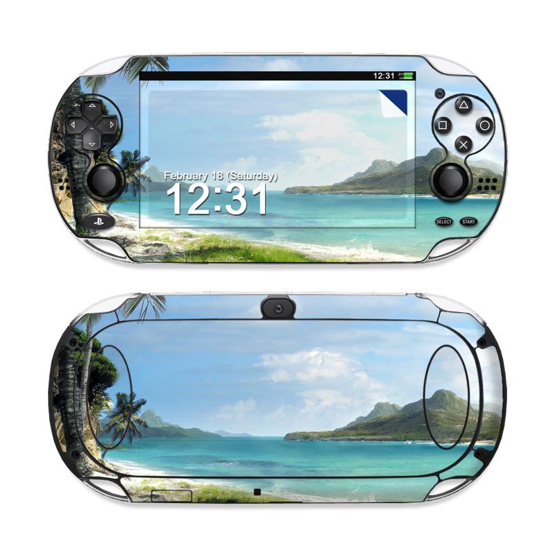 El Paradiso Sony PS Vita Skin