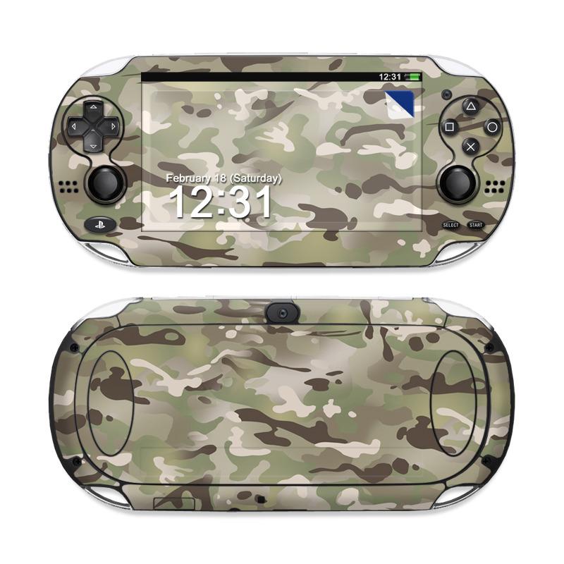 FC Camo PS Vita Skin