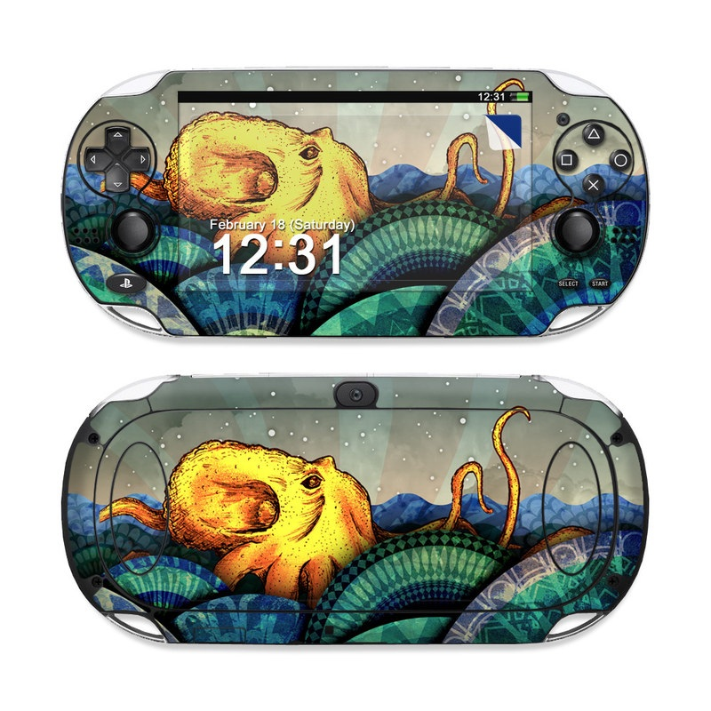 From the Deep PS Vita Skin