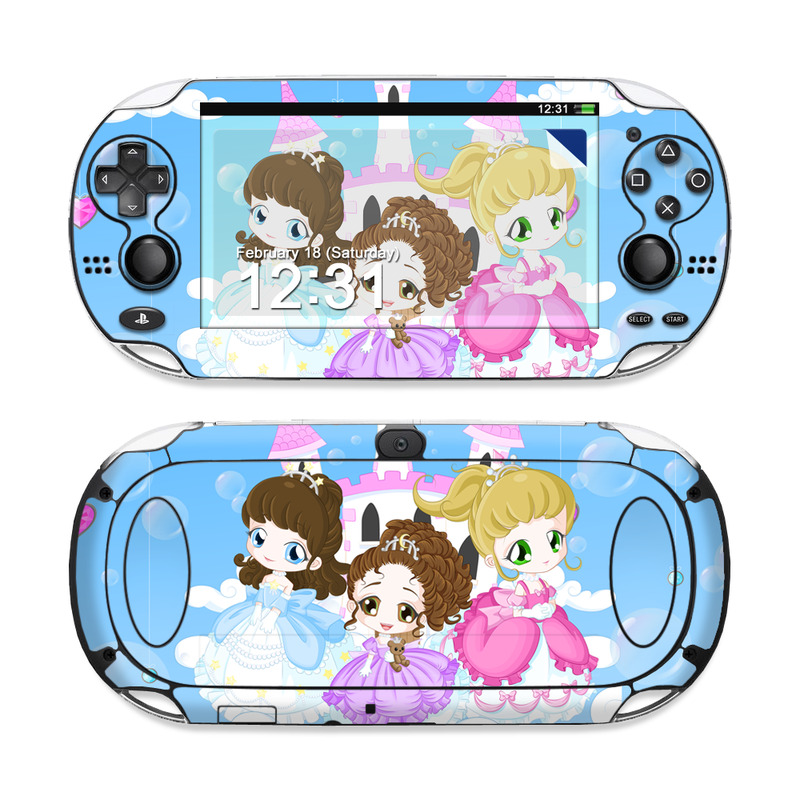 Little Princesses PS Vita Skin