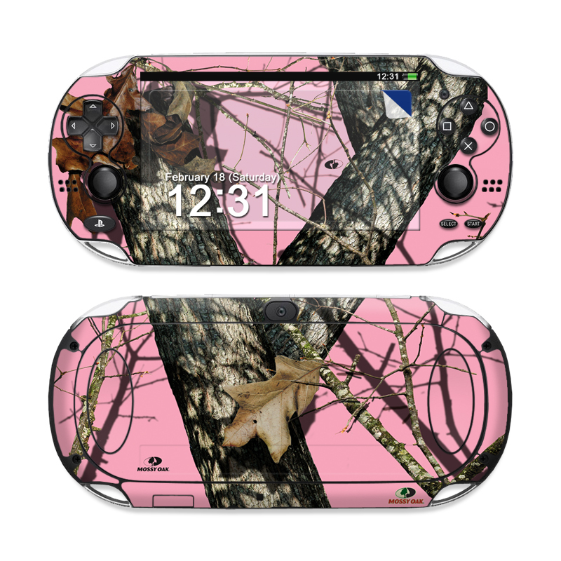 Break-Up Pink PS Vita Skin