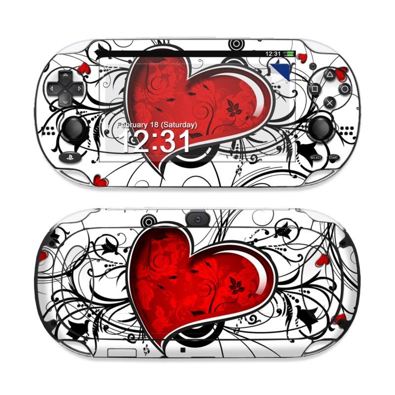 My Heart PS Vita Skin
