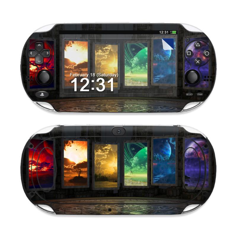 Portals PS Vita Skin
