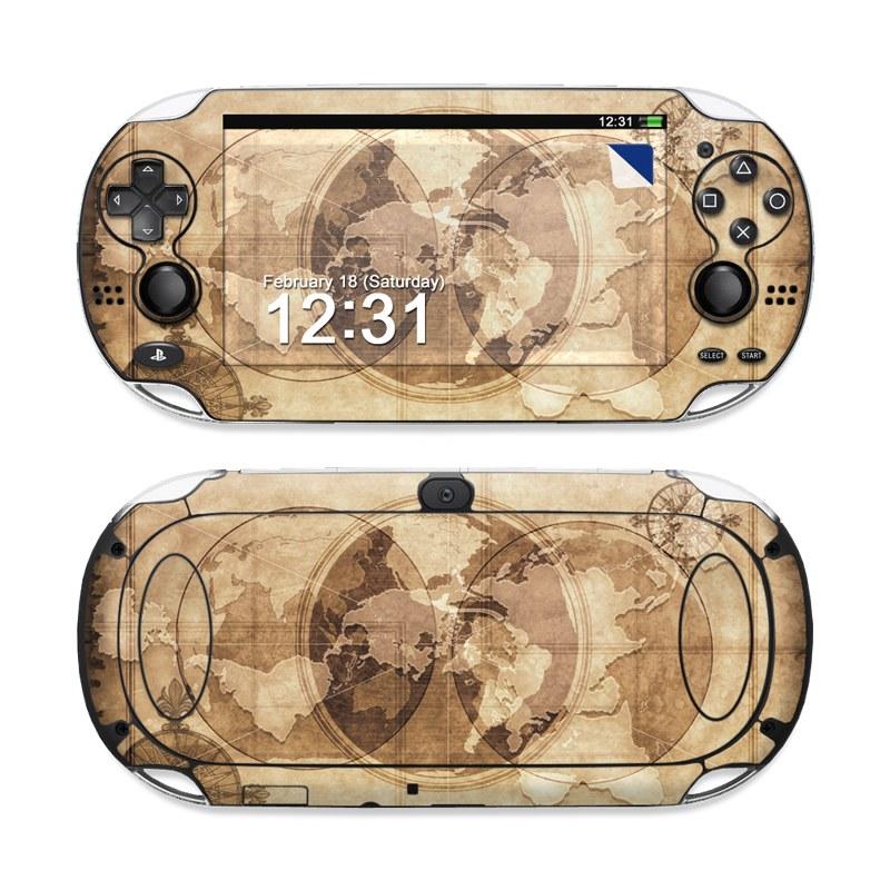 Quest PS Vita Skin