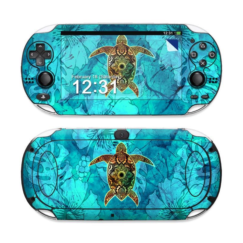 Sacred Honu PS Vita Skin
