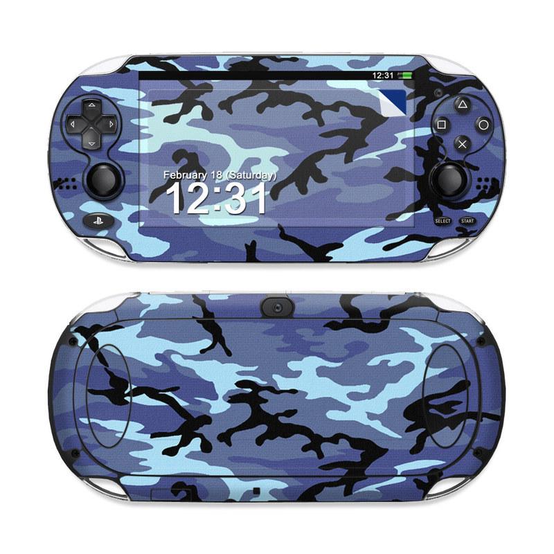 Sky Camo PS Vita Skin