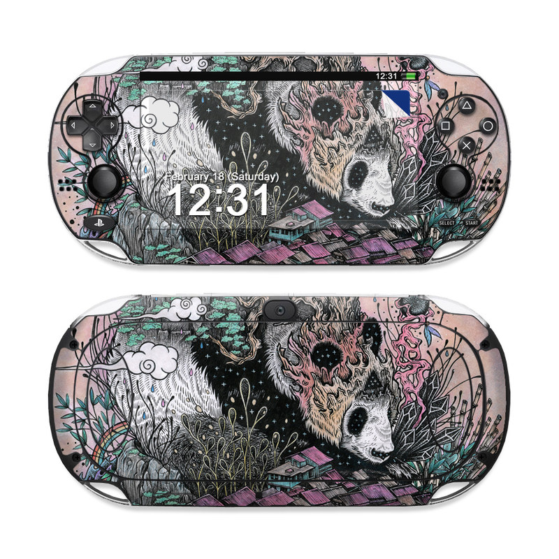 Sleeping Giant PS Vita Skin